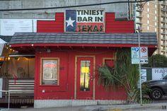 The Tiniest Bar in Texas - 5th Street, Austin, TX