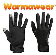Dual Fuel Battery Heated Glove Liners by Warmawear - Medium