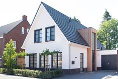 Construction, House Front, Future House, Modern Farmhouse, Facade, Decoration, Sweet Home, Villa, New Homes