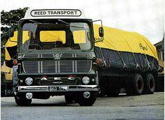 Image result for seacoaler lorry Cool Trucks, Big Trucks, Cool Cars, Marshall Major, Ashok Leyland, Old Lorries, Vintage Trucks, Commercial Vehicle, Classic Trucks