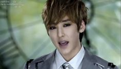 Kevin U-kiss (out of time) <3 <3 <3 <3