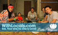 WithLocals.com – Eat, Tour and Be Like a Local - Exotic Philippines
