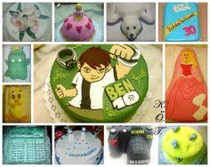 Tortáim 1. / My cakes 1.