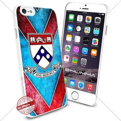"NCAA Penn Quakers iPhone 6 4.7"" Case Cover Protector for iPhone 6 TPU Rubber Case White SHUMMA http://www.amazon.com/dp/B0175P9ODG/ref=cm_sw_r_pi_dp_7diWwb0G4J9XJ"