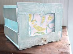 frame wood crates