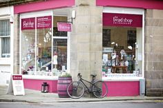 The Bead Shop, Edinburgh Scotland