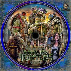 Ninja Turtles (Las Tortugas Ninja)   por Anyma 2000