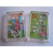 Tiny Pinball Games. A Cracker Jack prize in the '70s. How I loved the anticipation of finding the prize in the box!