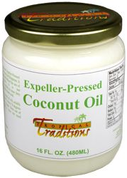 New! Pure Coconut Oil 16 oz. - Affordable at only $7.99! Perfect for those times you want to use coconut oil, but don't need to use the more expensive Virgin Coconut Oils.