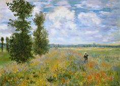 PEINTRE  CLAUDE MONET