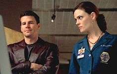 """Jesus is not a zombie. Alright? I shouldn't have to tell you that."" -Seeley Booth to Temperence ""Bones"" Brennan :)"