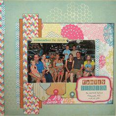Family Reunion - Scrapbook.com