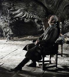 'Game of Thrones' Season 3 Dragonstone design, love it.