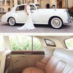 A Class Limos — Vintage 1960 Silver Cloud Rolls Royce. ...