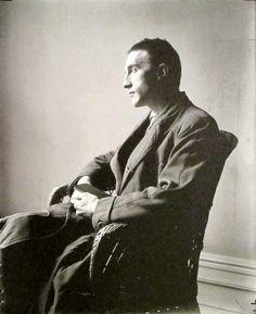 "Man Ray     Marcel Duchamp, New York City     1917        ""Art is either plagiarism or revolution.""  Marcel Duchamp"