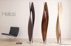 Helios Floor Lamp by Milos Todorovic