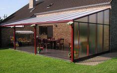Монолитный поликарбонат для строительства веранды. Многие владельцы современных жилых домов и коттеджей время от времени задумываются над местом, где можно коротать летние вечера в компании семьи или друзей. Учитывая, что в городе Сочи много солнечных дней, а температура на солнце летом может достигать более сорока градусов по Цельсию... http://policarbonat.su/info/articles/monolitnyy-polikarbonat-dlya-stroitelstva-verandy/ #Поликарбонат #МонолитныйПоликарбонат #Строительство #Веранда…