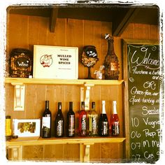 A small selection of offerings at Malibu Wines (Via @VivaLAFoodies)