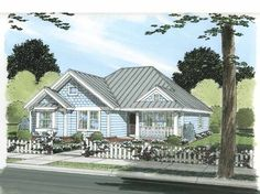 Eplans Craftsman House Plan - Four Bedrooms Under 1500 Sq.Ft. - 1481 Square Feet and 4 Bedrooms from Eplans - House Plan Code HWEPL75189