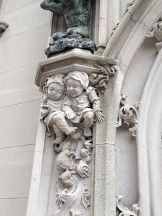 NYC building detail