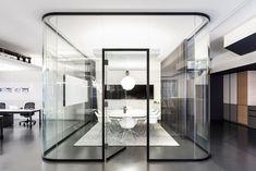 fecoplan - Glaswand - feco Innenausbausysteme GmbH