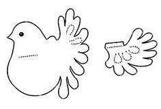 Paloma de la Paz-1 Más Paper Doily Crafts, Doilies Crafts, Paper Doilies, Vbs Crafts, Bird Crafts, Diy And Crafts, Crafts For Kids, Peace Crafts, Free Paper Models