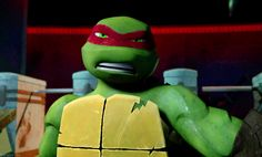 Raph I know you can't help it but stop being so adorable!
