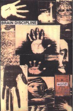 Brain Discipline - World! Aesthetic Art, Aesthetic Pictures, Arte Dope, Arte Punk, Photocollage, Arte Horror, Life Is Strange, The Villain, Psychedelic Art