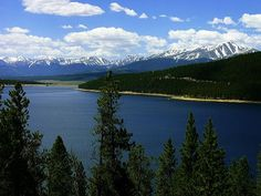 Turquoise Lake, Leadville Colorado