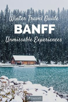 Best Way To Safeguard Your Investment Decision - RV Insurance Policies A Complete Travel Guide To The Most Unforgettable Winter Activities In Banff National Park, Canada. Skate On One Of The Most Scenic Ice Rink In The World On Lake Louise, Hike To Frozen Alberta Canada, Banff Canada, Calgary, Quebec, Vancouver British Columbia, Toronto, Winter Camping, Winter Travel, Packing List For Travel