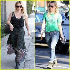Hilary Duff Reveals Her Best Post-25 Skin Care Secrets Hilary Duff #HilaryDuff
