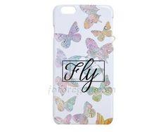 Preziose farfalle per la cover iPhone 6 plus