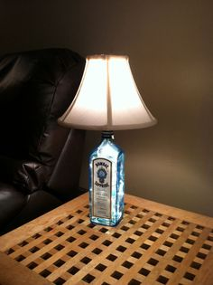 creative idea for a man room or a bar area in your home