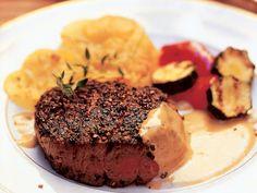Steak, Cheesecake, Muffin, Cooking, Breakfast, Desserts, Recipes, Koti, Kitchen