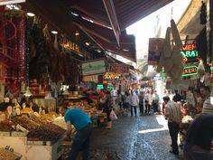 Mısır Çarşısı'nın etrafında