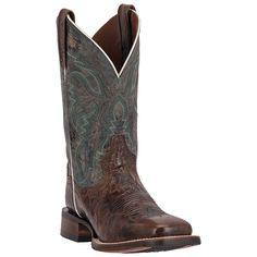 Dan Post Women's Teton Cowgirl Certified Western Boots