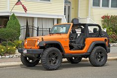 Jeep also enjoys too little competition. You'll find here a number of the optimal/optimally RC monster trucks which can be found on the market. Jeep Wrangler Rubicon, Jeep Wranglers, Orange Jeep Wrangler, Two Door Jeep Wrangler, 2 Door Jeep, Cj Jeep, Jeep Mods, Jeep Wrangler Unlimited, Auto Jeep