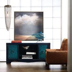 Have fun with your home! #mediaconsole #sideboard #storage #popofcolor #interiordesign #furniture #furniturestores #ambiance #ambiancehome #homedecor #art #irvine #irvinedesign #irvinefurniturestores #orangecounty #orangecountydesign