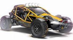 Cars - Ariel Atom : la version buggy baptisée Nomad en approche ! - http://lesvoitures.fr/ariel-atom-nomad/