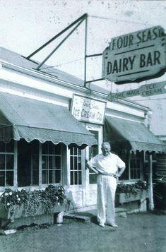 Four Seas Ice Cream, Centerville, since 1934