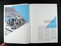 International Relations Journal 2008 by Amelia Roberts, via Behance