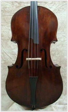 Italian Mid 18th Century Bass