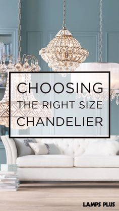 Chandeliers need to be the proper width & height to function their best. Here's how to figure out both. ideas for small rooms diy videos Dinning Room Chandelier, Living Room Lighting, Dining Room, Easy Diy Room Decor, Room Wall Decor, Home Decor, Chandelier Video, Bronze Chandelier, Globe Chandelier