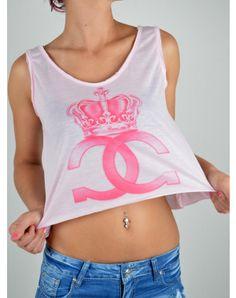 Γυναικεία Ρουχα Pink Ladies, Bra, Crop Tops, Fashion, Moda, Fashion Styles, Bra Tops, Fashion Illustrations, Brassiere