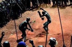 Ethiopie : Les suri ou surma