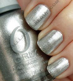 orly shine foil fx metallic nail polish Orly Foil FX Collection Swatches & Review on All Lacquered Up I love this shade for the holidays!