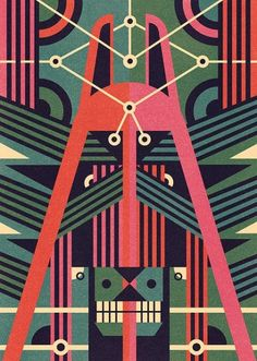 masks illustration by ben newman