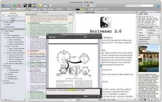 If you're working on a longer essay, try using Scrivener to organise your thoughts.