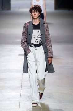 95ce3c920665 Dries Van Noten Menswear Spring Summer 2016. Stylish Mens Outfits
