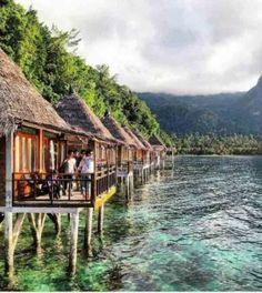 Tak Kalah Dari Maladewa, Inilah Tempat Indah Di Indonesia Yang Belum Terjamah!